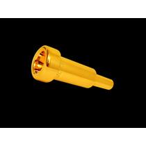 Trompete. Bocal Jc Custom - Estilo Monette - Stc2
