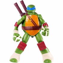 Boneco Tartarugas Ninja Leonardo 53cm Gigante - Mimo