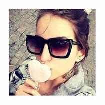 Oculos De Sol Feminino Máscara Quadrado - Todas Cores