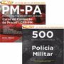 Material Polícia Militar Pm-pa 2016 - Formação De Praças