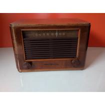 Radio General Electric Funcionando