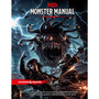 Monster Manual 5th Ed. Dungeons & Dragons Wotc Dd D&d Rpg