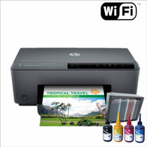 Impressora Hp Pro 6230 + Bulk Elegance + Tintas Pigmentada