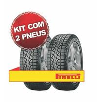 Kit Pneu Pirelli 245/70r16 Scorpion Atr 111t 2un - Sh Pneus