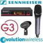Sennheiser Ew135 G3 -original Com Nf E Garantia