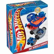 Brinquedo Hot Wheels Oficina Garagem De Carrinhos
