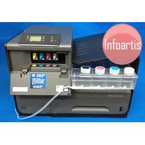 Impressora Hp Officejet Pro-x451 Wi-fi Com Bulk-ink + Tinta