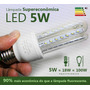 Kit C/ 10 Lâmp. Led 5w + 10 Lamp.7w + 1 Lanterna De Cabeça