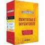 Box Mortos De Fama - Cientistas E Inventores (5 Livros) #
