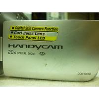 Peças Para Filmadora Sony Dcr- Hc26,hc28,hc36,dcr-hc52