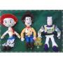 Boneco Toy Story Unidade Decoração Lembrancinha Festa Feltro