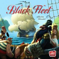 Black Fleet - Jogo De Tabuleiro Importado Asmodee No Brasil!