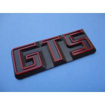 Emblema Gts Tampa Traseira Porta Malas Passat Pointer Gts