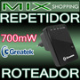 Roteador Ap Wireless Greatek Wr-2500n 150 Mbps ** Wi-fi **