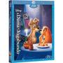 Blu-ray Original Do Filme A Dama E O Vagabundo(lacrado)