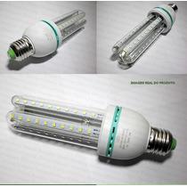 Kit 10 Lâmpada Led 12w Super Econômica Branca 6000k E27 Bivo