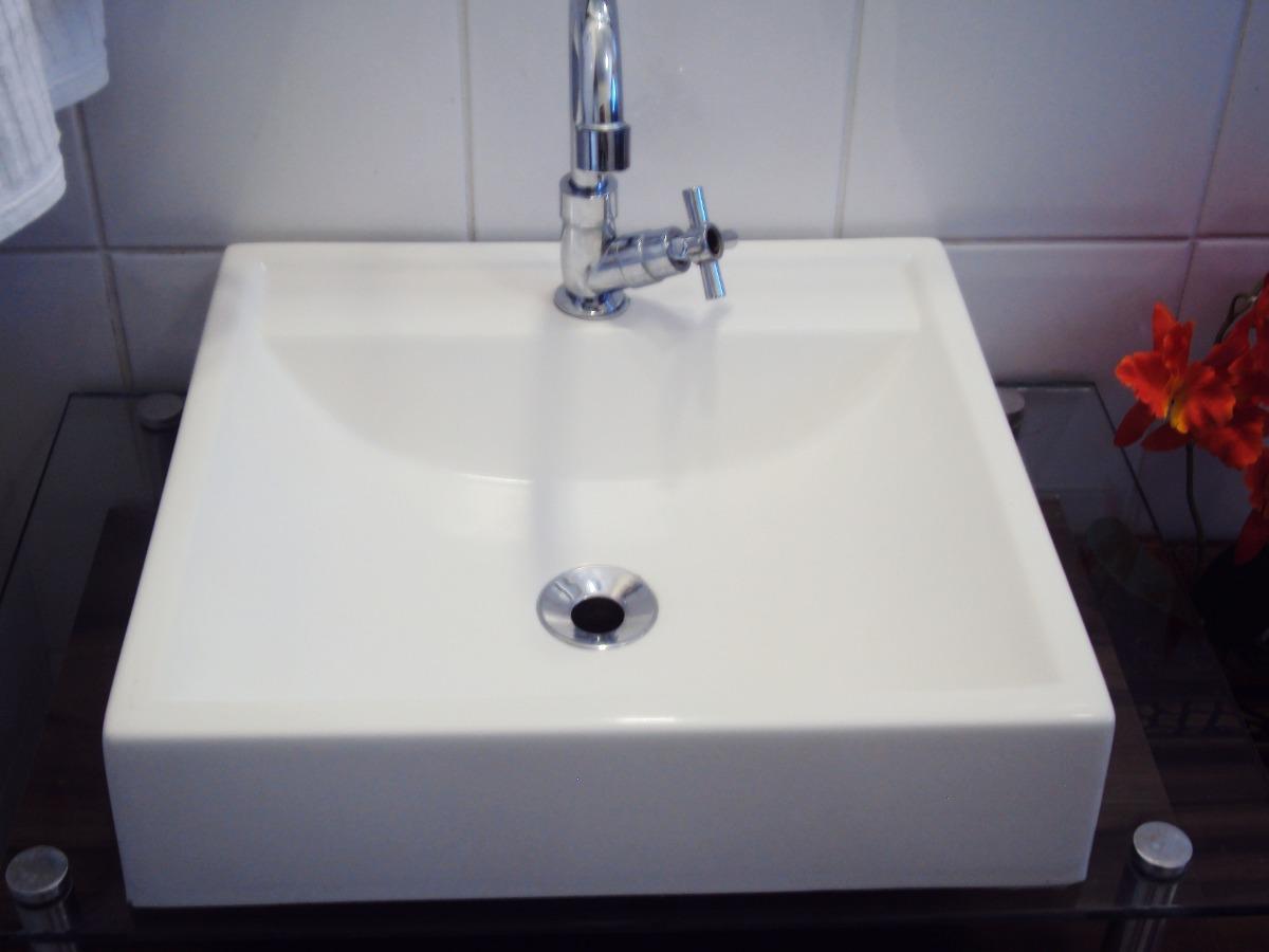 2 Unids Cuba Sobrepor Tendência Lavatório Para Banheiro  R$ 189,80 no Merca -> Cuba De Sobrepor Para Banheiro Mercadolivre