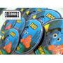 60 Toppers Procurando Nemo Personalizados Festa