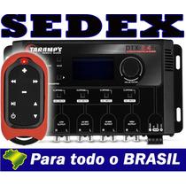 Crossover Taramps Dtx 2.4s Digital 4 Vias+ Controle Tlc-3000