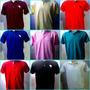 Camisa Polo Kit C/3 Peças Lacoste, Hollister, Tommy