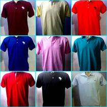Camisa Polo Kit C/6 Peças Lacoste, Hollister, Tommy