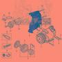 Suporte Compressor Ar-condicionado Corsa:2009a2012