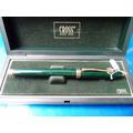 Caneta Tinteiro Verde Marmore Original  Cross Raridade
