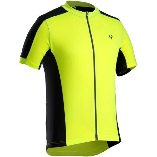 Camisa Bontrager Starvos Jersey Masculina Bike Verde Tam L