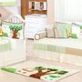 Tapete E Porta Fraldas Quarto De Bebê Pega Pega Infantil