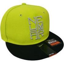 Boné Nike Neymar True Snapback Venom Verde