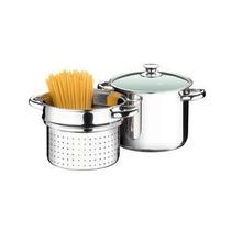 Espagueteira C/tampa Vidro 6,5l 2379/100-brinox Av