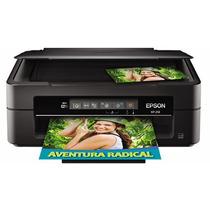 Impressora Epson Xp 214 C/ Cartuchos Recarregáveis + Tinta