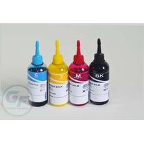 Tinta Inktec Pigmentada Epson Frasco 100 Ml