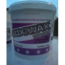Cera Automotiva - Box Wax Explorer Roxa Box 21 - Balde 3,6