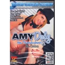 Dvd Amy Daly The Translesbian 2 Original Travesti Importado