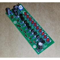 Audio Nivel Vu Meter Simples 10 Leds 3mm