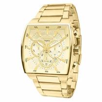 Relógio Technos Crono Legacy Js25al/4x - Garantia E Nf