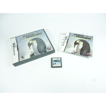 Nintendo Ds March Of The Penguins Completo