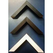 Moldura Para Tela Ou Painel C/ Caixa Alta 23mm - Sob Medida