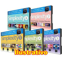 Projetos Editáveis Sony Vegas Simplexity Vol. 1, 4, 5, 6 E 7