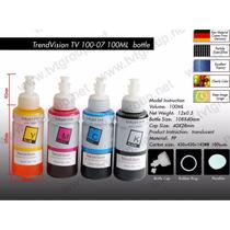 04 Refil Tinta Impressora L110 L210 L355 L555 Epson
