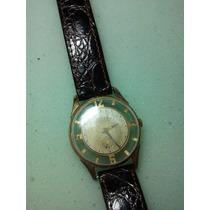 Relógio Stuag A Corda Transparente Frente E Atrás Antigo