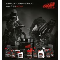 Vrooam - Oleo Motor Vr90 Sae 10w-50 100% Sintetico - 1 L