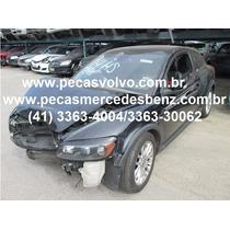Volvo C30 T5 Farol/lanterna/motor Batida Para Tirar Peças