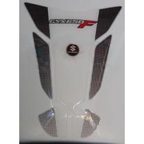 Protetor De Tanque Suzuki Gsx 650f -transparente - Resinado