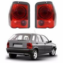 Lanterna Red Fiat Tipo 1993 1994 1995 1996 97 Tuning #1173x
