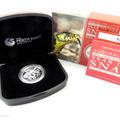 Australian Lunar Coins Year Of The Snake 2013 1 Oz Prata