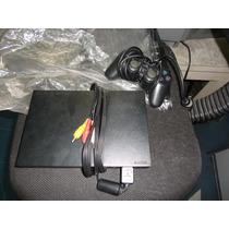 Play 2 Slim Modelo Scph 77001 Liga E Não Da Imagem S/ Fonte