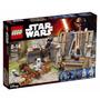Lego Star Wars 75139 Combate No Castelo De Maz 409 Peças