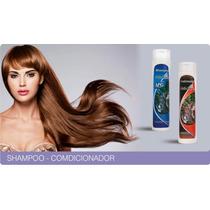 Shampoo E Condicionador Della Fiore(casco De Cavalo)